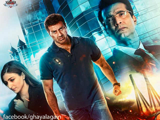 5 days, Rs 26 cr: Sunny Deol shows he still can 'Ghayal Once Again'