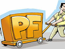 Central trade unions will press for higher interest rate of 9 per cent on PF deposits for 2015-16 for over 5 crore subscribers of the retirement fund body EPFO.