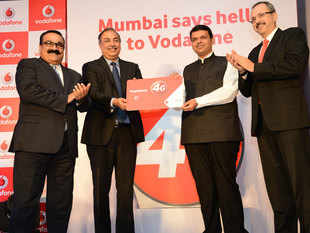 Vodafone India has introduced high-speed 4G services in Mumbai, and said that the roll-out will be completed across all parts of Mumbai including the Eastern suburbs & New Mumbai license areas by end March 2016.