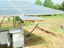 The shortage is most acute for people with basic skills in constructing and commissioning renewable energy plants, not those with higher technical skills.