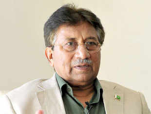 "India today seized on Musharraf's admission that ISI trains LeT, Jaish militants and asked Pak's ""state actors"" to stop supporting terrorism."