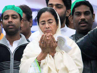 West Bengal CM Mamata Banerjee rides a popularity wave and appears set for a second straight term in 2016 she's leaving no stone unturned to consolidate.