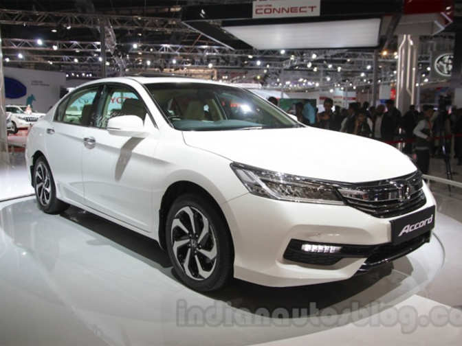 thailand to be 1st asian market to receive india bound 2016 honda accord facelift honda. Black Bedroom Furniture Sets. Home Design Ideas