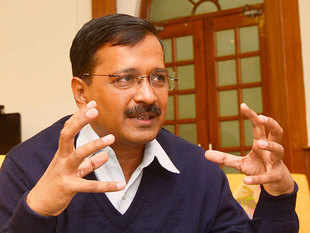 Delhi CM Arvind Kejriwal today said that the AAP government started implementing its poll promises from its very first day in office.