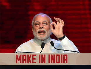 PM Modi launched the largest-ever manufacturing summit 'MII Week' in the presence of several heads of state, a battery of leaders and foreign delegates.