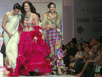 Noted designer Ritu Beri feels government's support and recognition are essential to put Indian luxury brands on the global map.