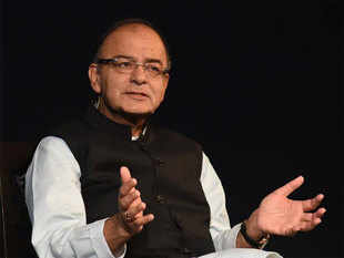 "At the Make in India week in Mumbai, FM Arun Jaitley also said that he will shortly announce a ""series of banking reforms"" without elaborating."