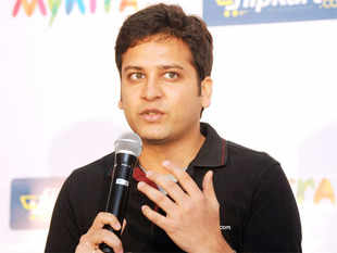 Binny Bansal's answer is to double down focus in two areas: the main ecommerce business and logistics, a unit he knows only too well.