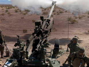 The light artillery gun deal, worth over $700 million, will also involve a significant 'Make in India' component with Mahindra expected to bag a major share of the work contract.
