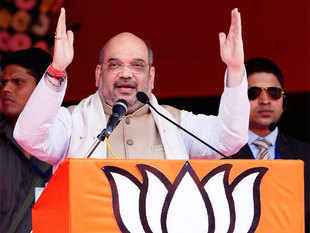 Amit Shah on Monday launched a scathing attack on Congress vice president Rahul Gandhi for his stand on the Jawaharlal Nehru University row.