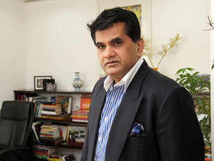 India has to change the way it looks at manufacturing to become world's factory by bringing in digitization and without worrying about immediate job losses, Amitabh Kant said.