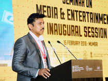 """""""We are planning to set up centre for excellence and it will be somewhere near Mumbai,"""" Rajyavardhan Singh Rathore told reporters."""