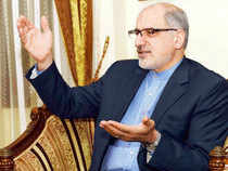 Iran has also invited India to construct a rail link between Masad in northeastern Iran and Herat in Afghanistan, Ansari said.