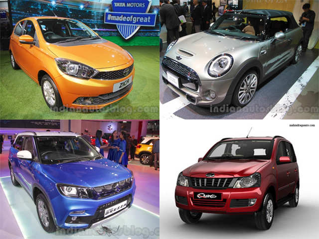 new car launches at auto expoList of 8 new car launches until March 2016  8 new car launches