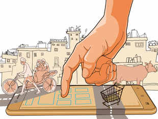 India's once thriving ecommerce industry now considers a future with slower growth and tougher questions from once spendthrift investors.