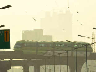 India is home to 13 out of 20 most polluted cities in the world with deteriorating air pollution levels in the past decade, it said.