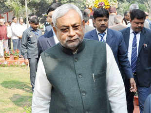 """CM Nitish Kumar has given top priority to ensure implementation of his """"Saat Nischaya"""" (seven commitments) programme at the earliest possible across the state."""