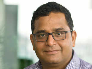 Paytm's co-founder Vijay Shekhar Sharma
