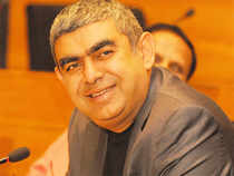 This marks the strongest show of faith till date by Infy's board in the former SAP exec's ability to restore its former standing as India's IT bellwether.