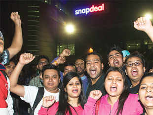 Staffers said that even though Snapdeal had been asking people to leave since April 2015, this was the first time it was doing so before performance appraisals.