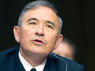 "US admiral Harry Harris has warned that the US Navy will step up its operations in the South China Sea with ""greater complexity""."