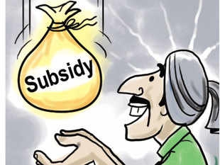 (Representative image) The Survey calculates that Rs 1 lakh crore of subsidies go to better-off people, and says this must be curbed drastically.