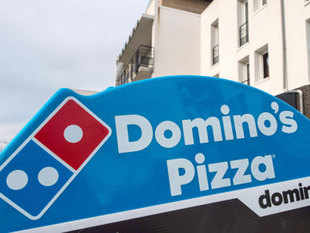 The market value of Jubilant Food-Works, which operates Domino's Pizza and Dunkin' Donuts, has fallen 45 per cent since May 25.
