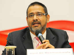 Neemuchwala will receive a base pay in the range of $8,00,004 to $1.2 million and a target variable pay between $5,00,004 and $999,996 annually.