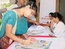 "Jaitley also spoke of 'Skill India' and said, ""Under the Pradhan Mantri Kaushal Vikas Yojana, we plan to set aside Rs 1700 crore for skill institutions."