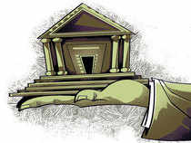 FM Arun Jaitley has set the ball rolling on consolidation of unwieldy and economically weak state-run banks even as he kept the door open for lowering the state's stake in them below 50%.