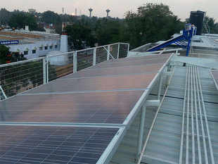 According to the proposal, houses on plots of 100-500 square yards will have to install either a 1kW solar plant or a 100-litre solar heating system.