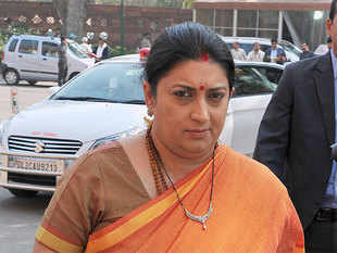 HRD minister Smriti Irani's reported objections to funding of off-campus centres of the AMU got political opponents to close their ranks to corner the govt in the Rajya Sabha.