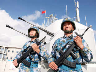 The increase is the lowest in defence spending in six years in the wake of economic slowdown. China's GDP growth declined to the lowest in 26 years.