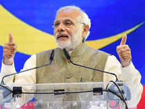 In a first, PM took a target oriented performance analysis of central ministries implementing some of his pet projects, like Digital India, Housing for All and Power for All.