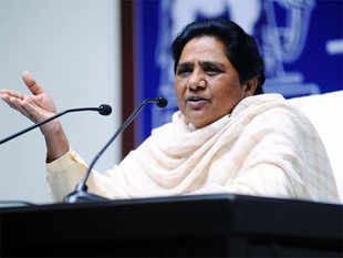 "It was the BJP that made Mayawati chief minister of Uttar Pradesh twice to change the impression that it was a ""savarno (upper caste) ki party."""