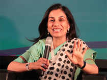 """""""We wanted to create a stronger support system for women to ensure that they do not leave the workforce at key life stages."""" said Chanda Kochhar."""