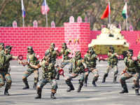 Exercise Force 18: India hosts 1st multilateral military exercise with Asian nations