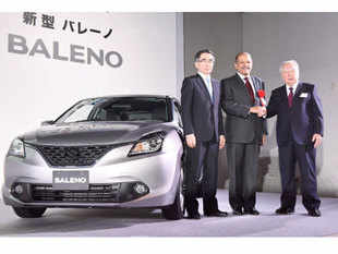 new car launches in japanSuzuki launches India made Baleno in Japan  The Economic Times