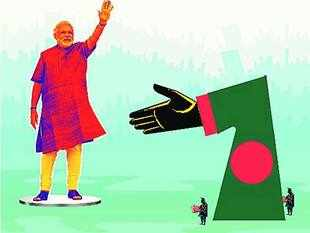 India has signed an agreement extending $2 billion in development financing to Bangladesh, the Indian government's external lending arm said on Thursday.