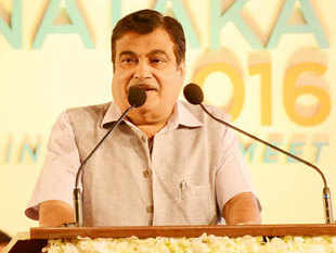 "The government is putting in ""massive efforts"" to conserve ecology that include setting up of 20 water recycling plants along the Ganga, Nitin Gadkari said."