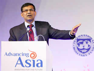 Rajan's speech comes days after the European Central Bank eased monetary policy further by cutting all its main interest rates.
