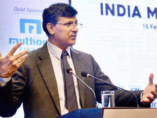 India's headline fiscal deficit target for the next fiscal year is a comfort for the country's central bank, Reserve Bank of India Governor Raghuram Rajan said on Saturday, amid hopes of a policy rate cut.