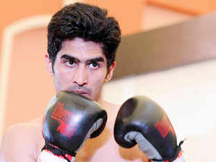 This was Vijender's fourth win in a row in professional boxing - all of them by knockout or technical knockout.