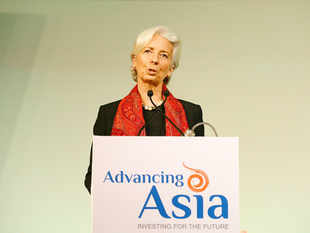 Christine Lagarde  said a round of quota reforms has just been completed and there has to be some breathing space before the next round is taken up.