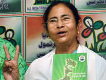 In 2001, Mamata Banerjee rocked the Vajpayee government by resigning as railway minister in protest against NDA's 'inaction' against George Fernandes.