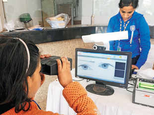 The Aadhaar database scheme, started seven years ago, was set up to streamline payment of benefits and cut down on massive wastage and fraud.