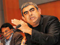 At recent investor conferences, CEO Vishal Sikka has confidently promised that Infosys will return to industry-leading growth next year.