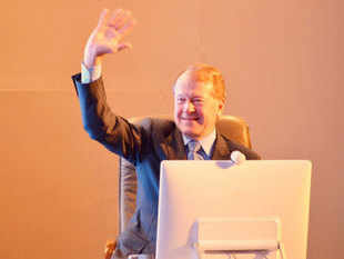 "Backing India's decision to move WTO on the visa issue, Cisco Chairman John Chambers said elections are an ""emotional"" time for the US."