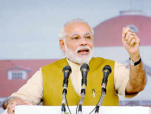 PM Narendra Modi gave a clarion call for second green revolution in eastern states, which have adequate water and fertile land, through adoption of modern technologies.
