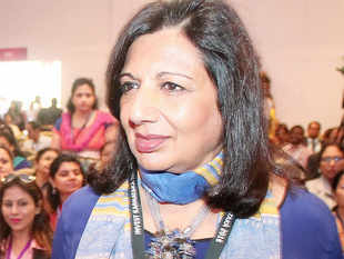 Resolution of debt and financial disputes take a long time in the country due to lack of a bankruptcy law, Mazumdar-Shaw said.